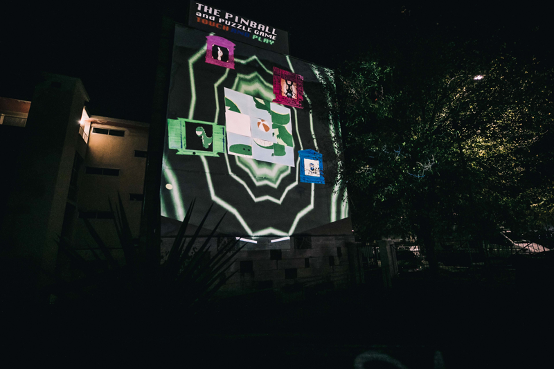 MAPPING GAMING: THE PINBALL – GIANLUCA DEL GOBBO/FLxER TEAM