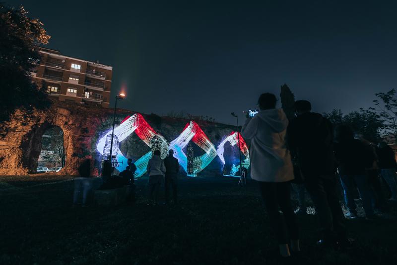 RADIOLASER – RGB LIGHT EXPERIENCE