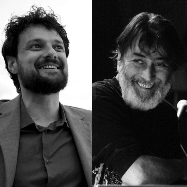 Diego Repetto and Gianni Maroccolo